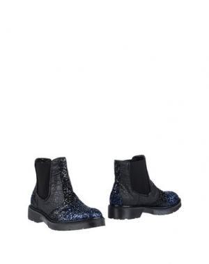 Полусапоги и высокие ботинки 2STAR. Цвет: черный