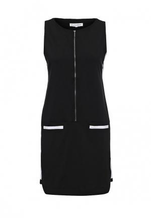 Платье Relax Mode. Цвет: черный