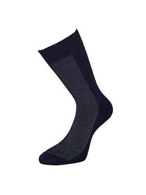 Носки ГРАНД. Цвет: серый, синий