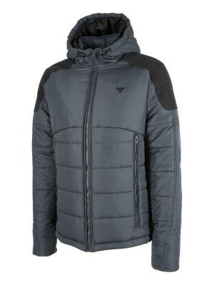 Куртка ROGER  JACKET HUMMEL. Цвет: серо-голубой