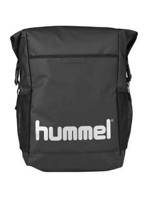 Рюкзак TECH STREET PACK HUMMEL. Цвет: черный