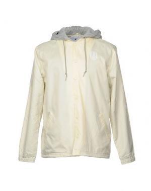 Куртка UNDEFEATED. Цвет: слоновая кость