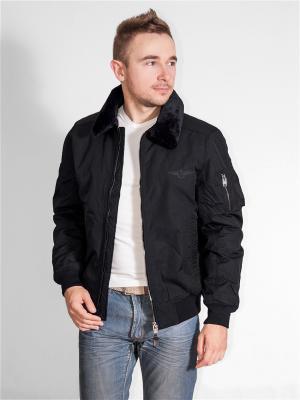 Куртка утеплённая TURAN TACTICAL FROG. Цвет: черный