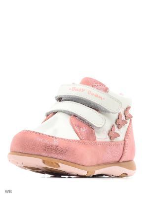 Ботинки San Marko. Цвет: розовый