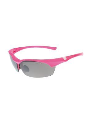 Солнцезащитные очки Gusachi. Цвет: розовый, черный