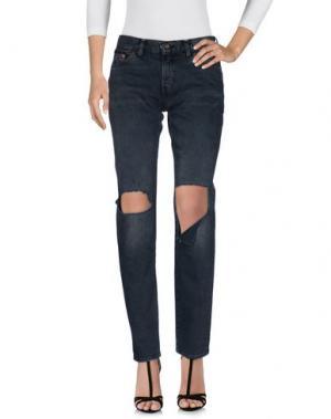 Джинсовые брюки LEVI'S® MADE & CRAFTED™. Цвет: свинцово-серый
