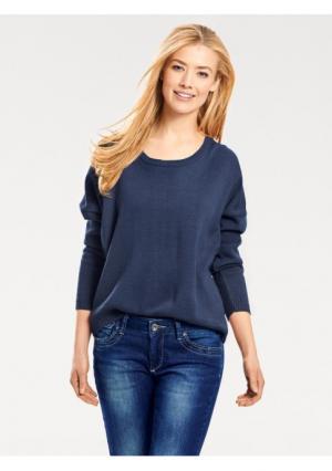Пуловер RICK CARDONA by Heine. Цвет: ярко-розовый