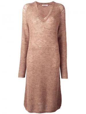 Платье Faraude Mes Demoiselles. Цвет: розовый и фиолетовый