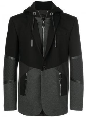 Пиджак Duarte Philipp Plein. Цвет: серый