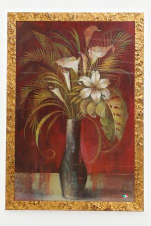 Постер Букет из листьев F.A.L. Цвет: мультиколор