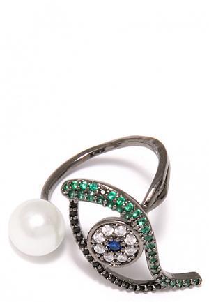 Кольцо Herald Percy. Цвет: разноцветный