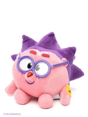 Мягкая игрушка Ежик Мульти-пульти. Цвет: розовый, фиолетовый