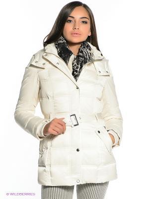 Куртка New Look. Цвет: молочный