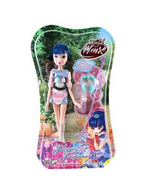 Кукла Winx Club WOW Лофт Муза. Цвет: синий