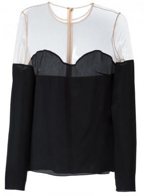 Form blouse Murmur. Цвет: чёрный