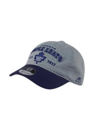 Бейсболка Atributika & Club. Цвет: синий, серый