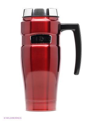 Кружка-термос  SK 1000 Red 0.47L Thermos. Цвет: красный