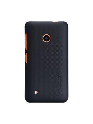 Nokia Lumia 530 Super Frosted Shield Nillkin. Цвет: черный