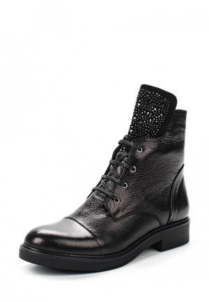 Ботинки Sprincway. Цвет: черный