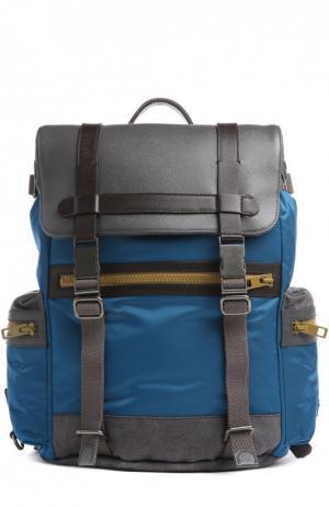 Рюкзак Dolce & Gabbana. Цвет: голубой