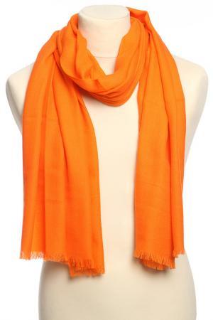Палантин F.FRANTELLI. Цвет: оранжевый