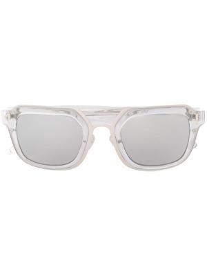 Солнцезащитные очки Notizia Grey Ant. Цвет: серый
