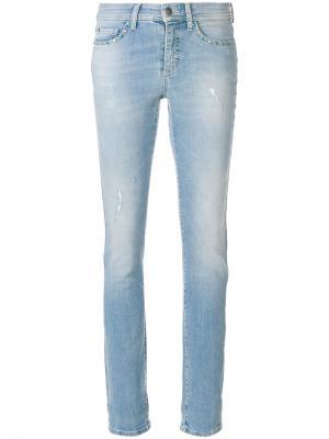 Parla jeans Cambio. Цвет: синий