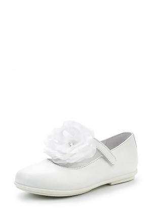 Туфли Choupette. Цвет: белый