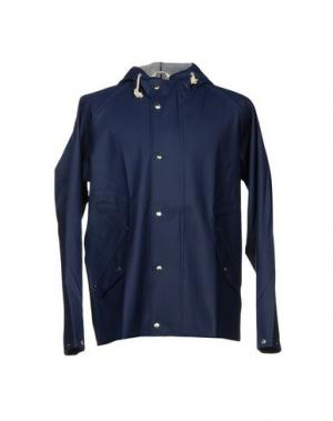 Куртка NORSE PROJECTS. Цвет: темно-синий