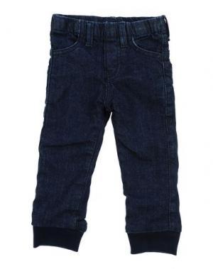 Джинсовые брюки BARNUM. Цвет: синий