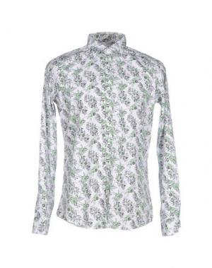 Pубашка AGLINI. Цвет: зеленый