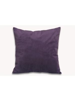 Подушка Фиджи РЮШАЛЬ. Цвет: фиолетовый