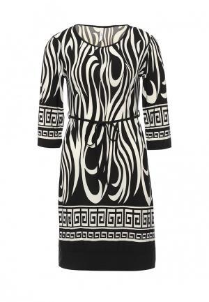 Платье Stella Morgan. Цвет: черно-белый