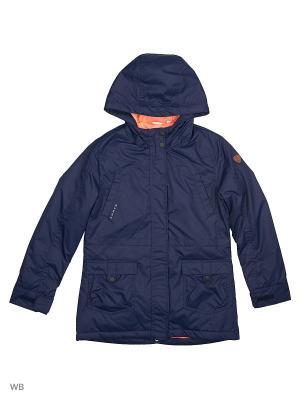 Куртка Luhta. Цвет: синий