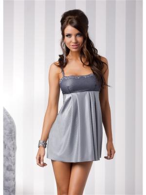 Сорочка Roni (Casmir) Casmir. Цвет: серый