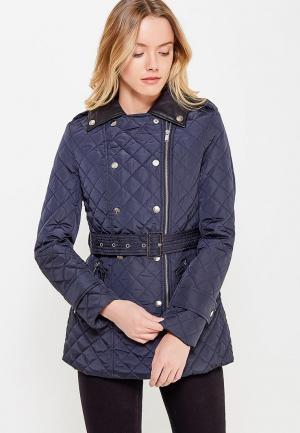 Куртка утепленная Softy. Цвет: синий