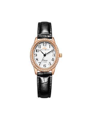 Часы Mikhail Moskvin. Цвет: золотистый, черный