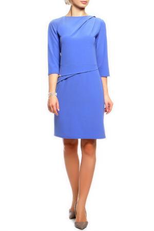 Платье Stillon. Цвет: голубой