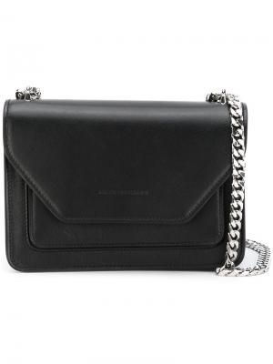Eclipse shoulder bag Elena Ghisellini. Цвет: чёрный