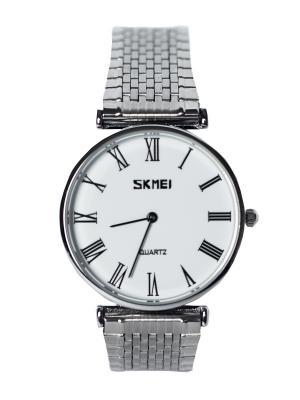 Часы SKMEI. Цвет: белый, серебристый
