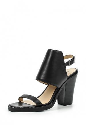 Босоножки DKNY. Цвет: черный