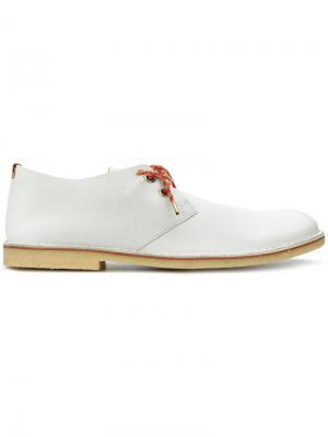 Ботинки Дерби со шнуровкой Marc Jacobs. Цвет: серый