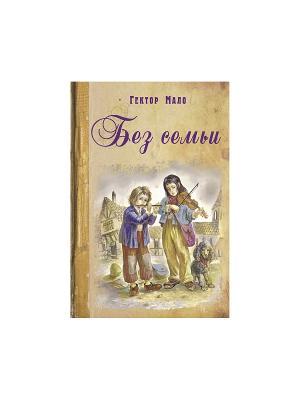 Без семьи. Книги на все времена Энас-Книга. Цвет: коричневый