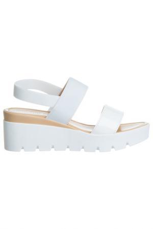 Sandals NILA. Цвет: white