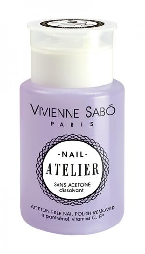 Средства для снятия лака Vivienne Sabo 150мл