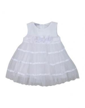 Платье BABY GRAZIELLA. Цвет: белый