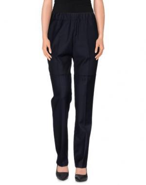 Повседневные брюки DUBIÉ. Цвет: темно-синий