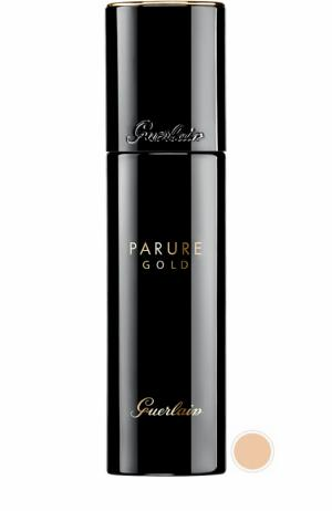 Тональное средство Parure Gold, оттенок 11 Бледно-розовый Guerlain. Цвет: бесцветный