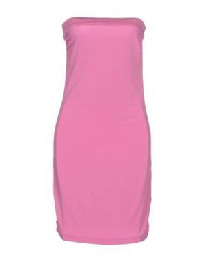 Короткое платье MANILA GRACE. Цвет: светло-фиолетовый