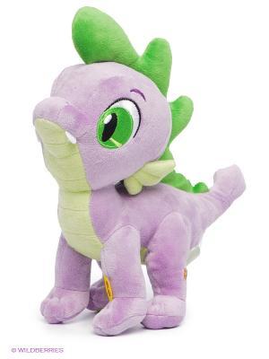 Мягкая игрушка Динозаврик Спайк Мульти-пульти. Цвет: сиреневый, зеленый
